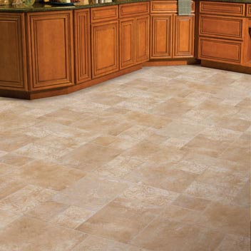 Benchmark fiore for Unusual kitchen flooring ideas