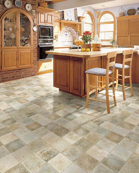 Linoleum Kitchen Flooring Pictures: Versatile