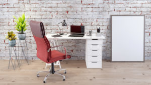 Give your Home Office a Boost this Back to School Season with New Flooring