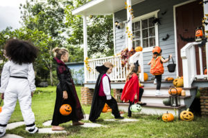 Don't Scare Away Trick or Treaters, Get New Floors from Monarch Carpets!