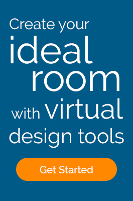 Create your ideal room with virtual design tools